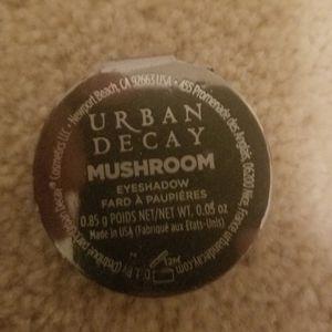 Free w/purchase Urban decay mushroom eyeshadow